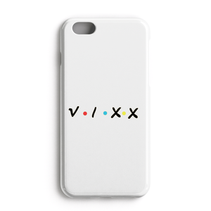 [VIXX] FRIENDS SHOW INSPIRED LOGO WHITE