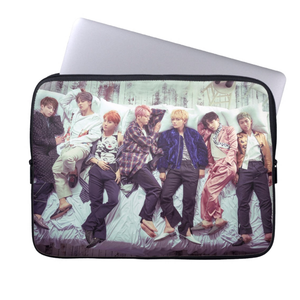 [BTS] WINGS BED LAPTOP SLEEVE