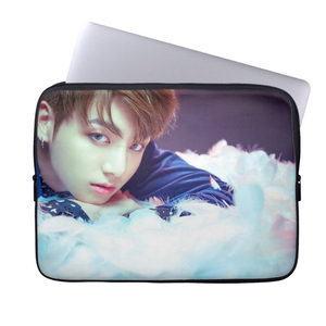 [BTS] JUNGKOOK BLUES LAPTOP SLEEVE