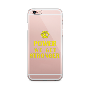 [EXO] POWER WE GET STRONGER TRANSPARENT