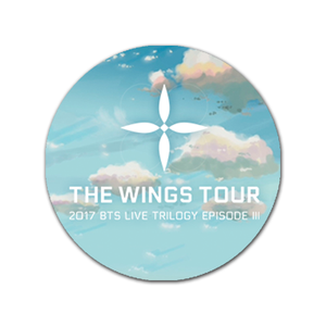 [BTS] WINGS TOUR POP HOLDER