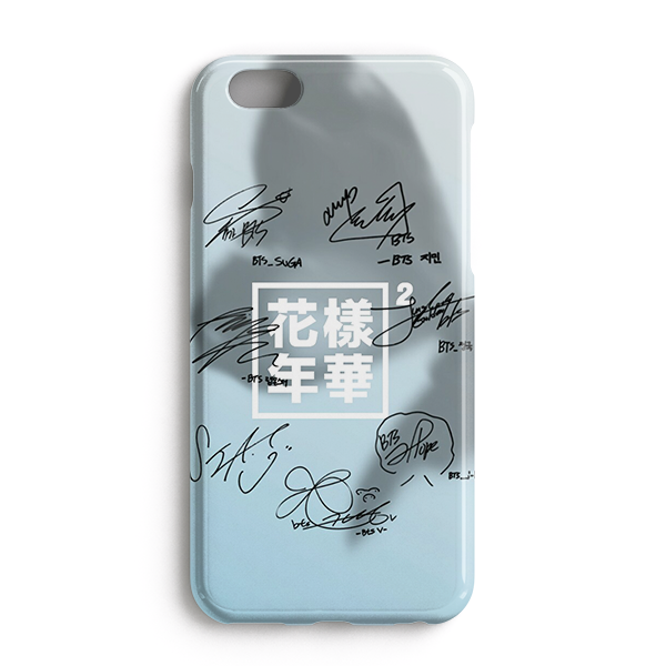 bts most beautiful moment signature case daebakcases