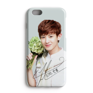 [EXO] Floral Series Chanyeol Signature Case