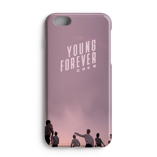 bts young forever 2 iphone case