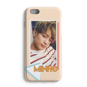 [shinee] minho orange