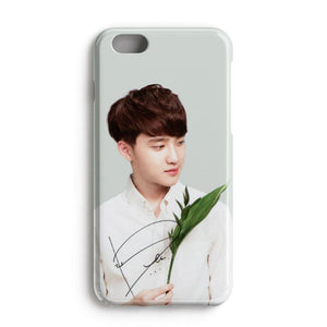 [EXO] Floral Series DO Signature Case