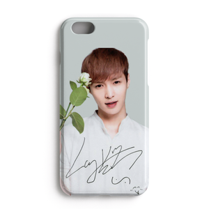 [EXO] Floral Series Lay Signature Case