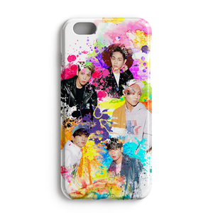 [SHINEE] Splattered Paint