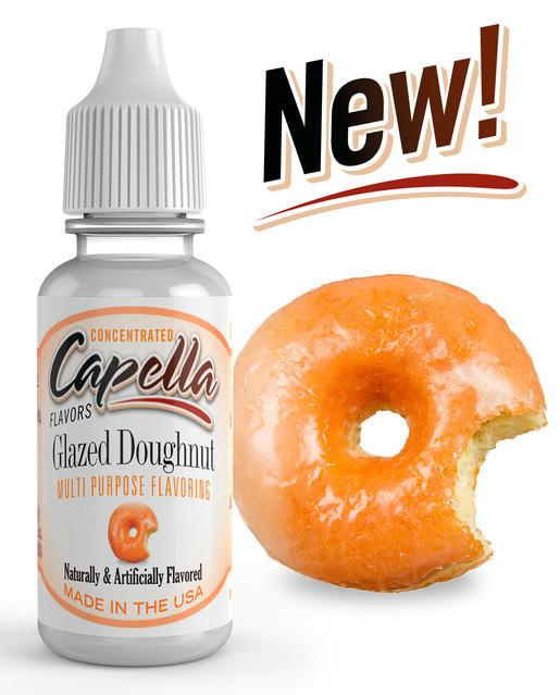 Capella Glazed Doughnut – 30ml
