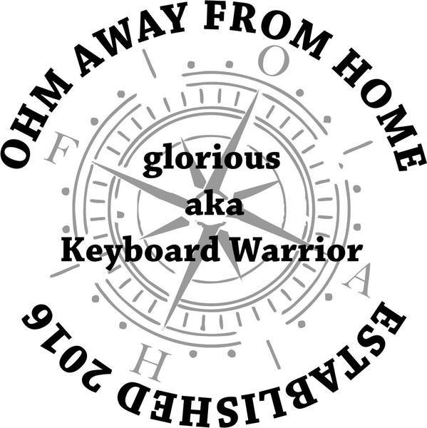 Ohm Away from Home - a.k.a. Keyboard Warrior