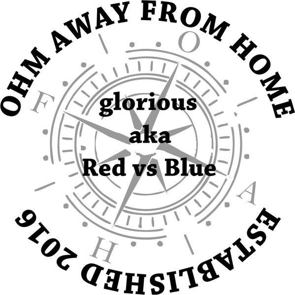 Ohm Away from Home - a.k.a. Red vs Blue