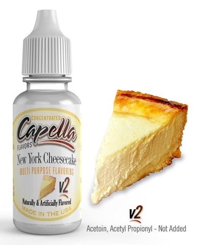 Capella New York Cheesecake v2 – 30ml