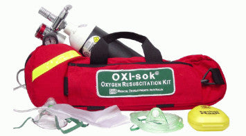 Oxygen Resuscitation Unit - Oxi Sok