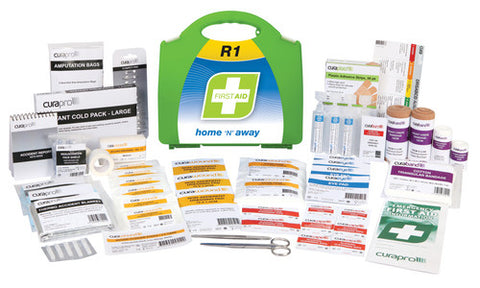 FAR1H - First Aid Kit, R1, Home 'N' Away