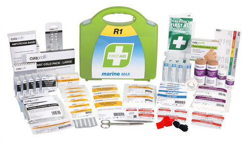 FAR1M - First Aid Kit, R1, Marine Max