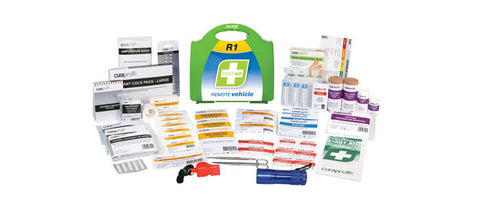 FAR1R - First Aid Kit, R1, Remote Vehicle