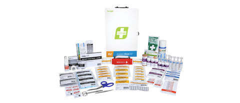 FAR2F - First Aid Kit, R2, Foodmax Blues Kit