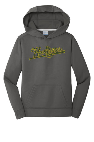 HOOLIGANS - Performance Hoodie - YOUTH