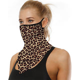 Scarf Gaiter - Face Covering - With Ear Loops