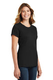 HDSP NURSING - LADIES Short Sleeve Tee - Black