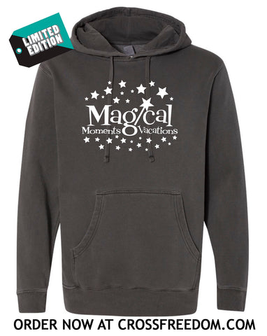 Magical Moments Vacations - *LIMITED EDITION* Pigment Dyed Hoodie