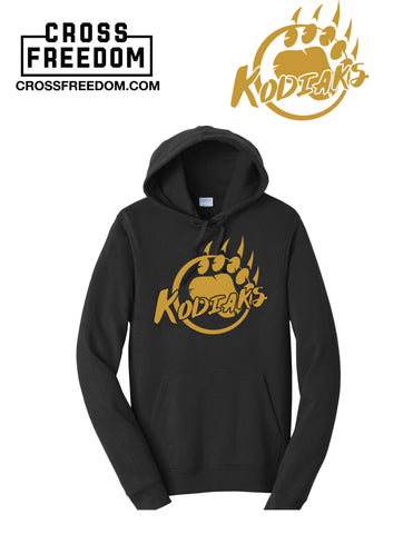 Kodiaks Basketball - Performance Hoodie