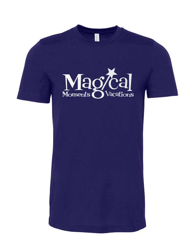 MAGICAL MOMENTS 2020 - *GLITTER* Navy Tee