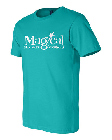 MAGICAL MOMENTS 2020 - *GLITTER* Teal Tee