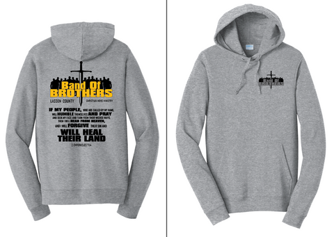 Band Of Brothers - HOODIE - GRAY