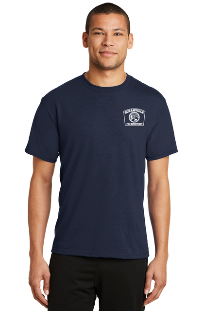 SUSANVILLE FIRE - Performance Blend Tee