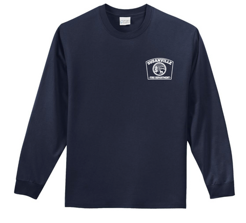 SUSANVILLE FIRE - Long Sleeve Tee