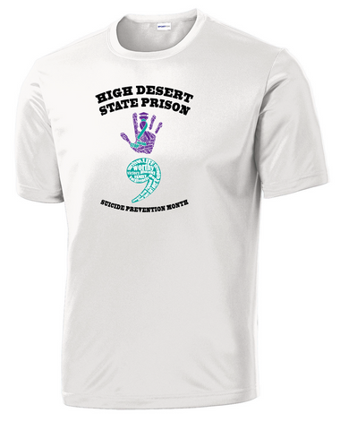 HDSP - SUICIDE PREVENTION MONTH - Performance Tee