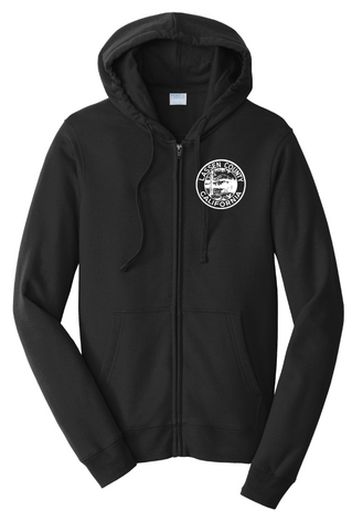 SOCIAL WORKER APPRECIATION - ZIP UP HOODIE