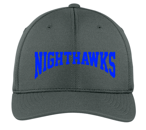 NIGHTHAWKS - Embroidered Flex Fit Cap