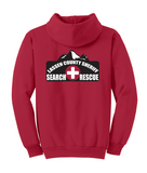 SEARCH & RESCUE - Pullover Hoodie *HEAVYWEIGHT*