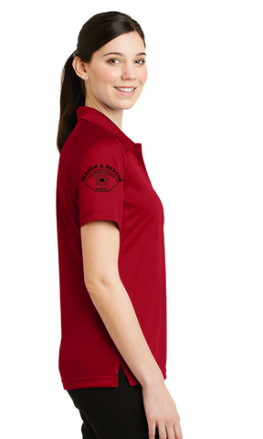 SEARCH & RESCUE - Tactical Polo *LADIES*