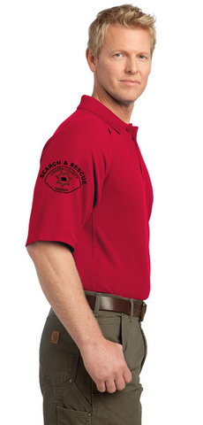 SEARCH & RESCUE - Tactical Polo *MENS*