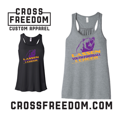 LYFL FUNDRAISER - LADIES TANK