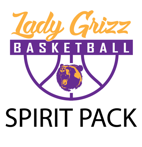 LADY GRIZZ 2019 - Spirit Pack