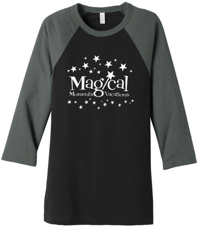 Magical Moments Vacations  - Unisex/Mens Raglan
