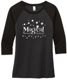 Magical Moments Vacations - Ladies Raglan