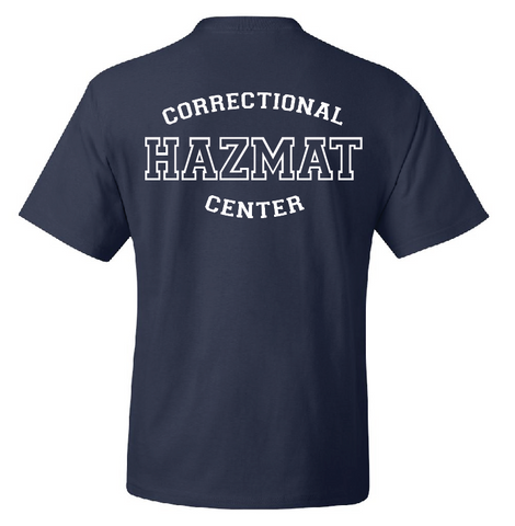 Correctional Center HAZMAT - TEE