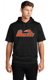 BASELINE BASKETBALL - YOUTH HOODED SHORT SLEEVE PULLOVER