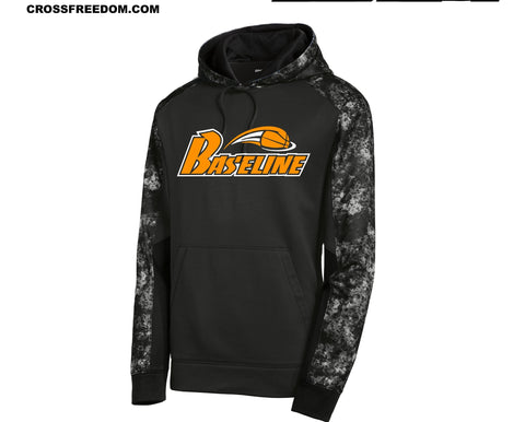 BASELINE BASKETBALL - ADULT PERFORMANCE HOODIE