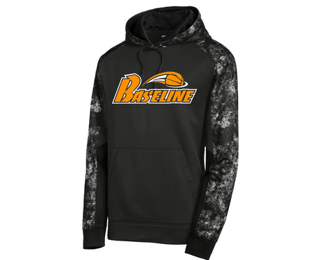 BASELINE BASKETBALL - YOUTH PERFORMANCE HOODIE