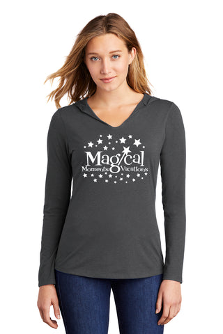 Magical Moments Vacations - Ladies Hooded Tee