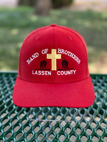 Band of Brothers - Richardson Mesh Back Cap