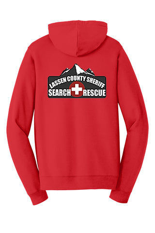 SEARCH & RESCUE - Zip Up Hoodie