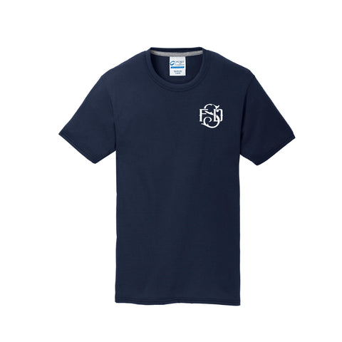 Susanville Fire Department - Port & Company® Performance Blend Tee
