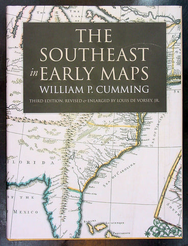 The South East In Early Maps - W. P Cummings